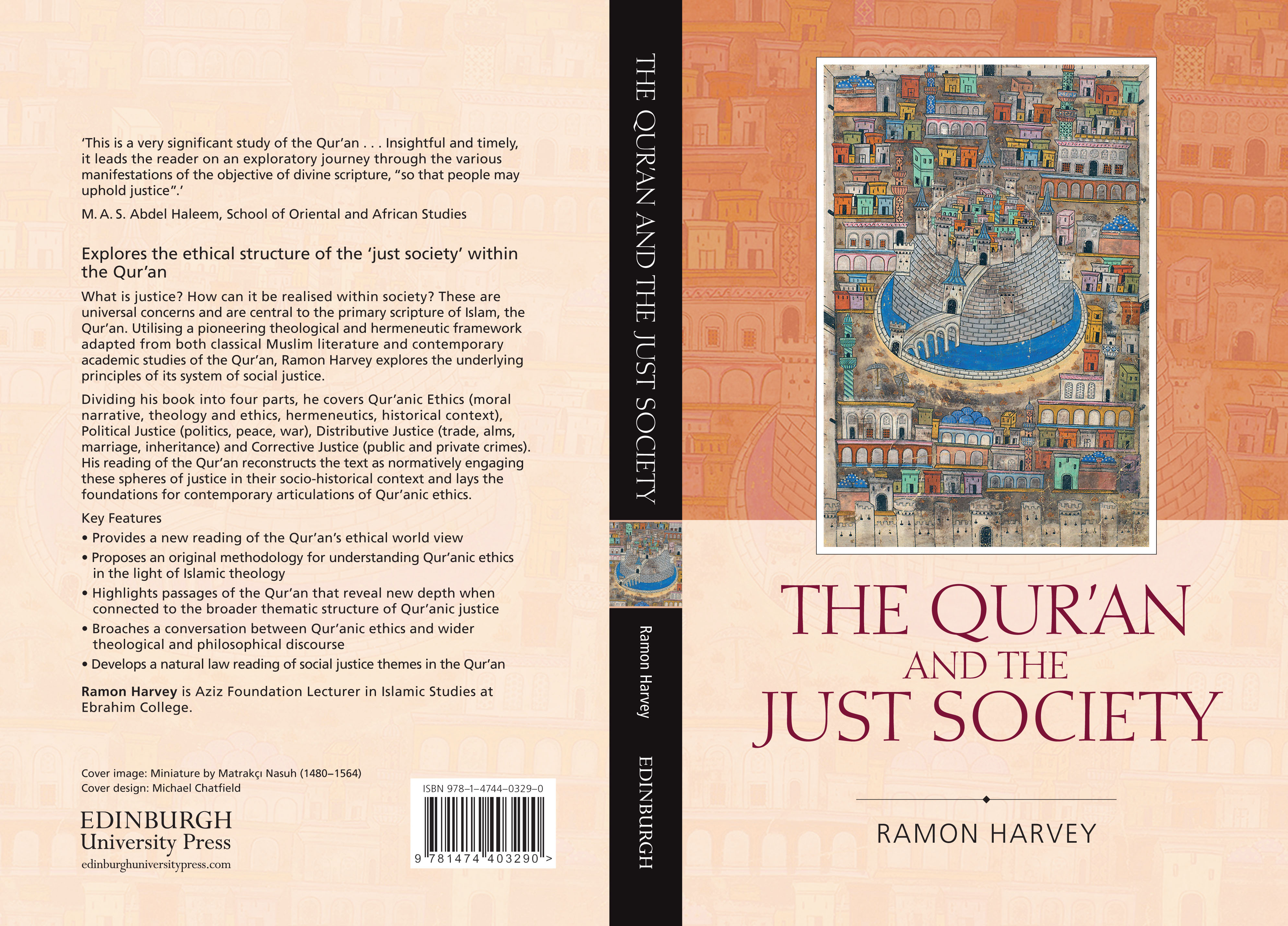 qur anic guided business ethics lessons from Based on certain qur'anic the first part of the article deals with the qur'anic and sunnatic conceptions of business work ethics from an islamic perspective.